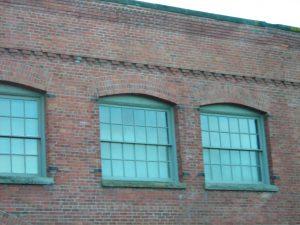 Photo of Lintel above windows